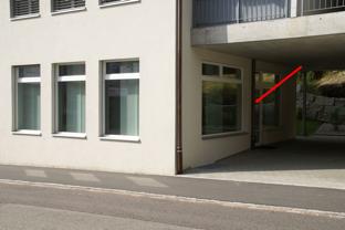 STUDIO105 Strassenansicht